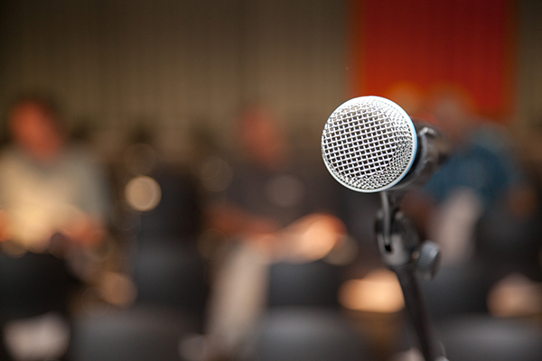 microphone-at-podium