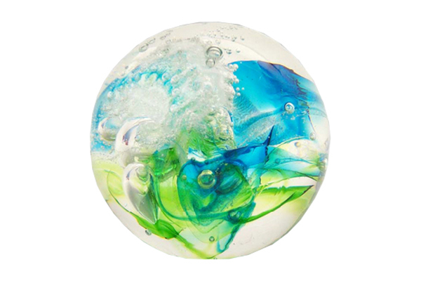 blown-glass-paperweight