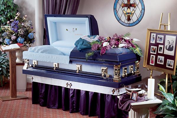 metal-casket