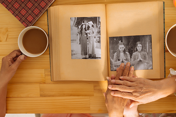 10 diy projects to remember your loved one memory book 9 diy solutioingenieria Images