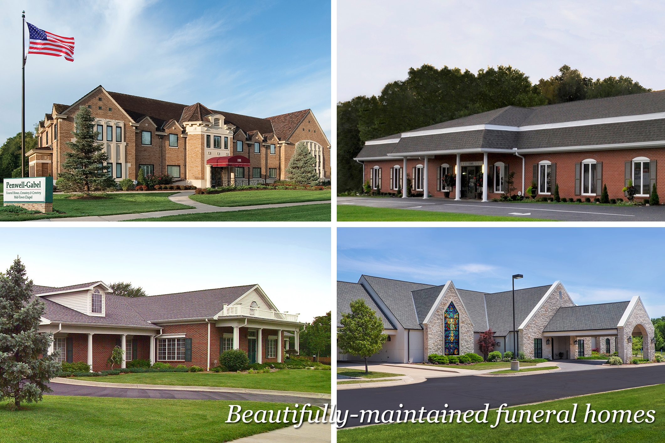 Penwell-Gabel funeral home
