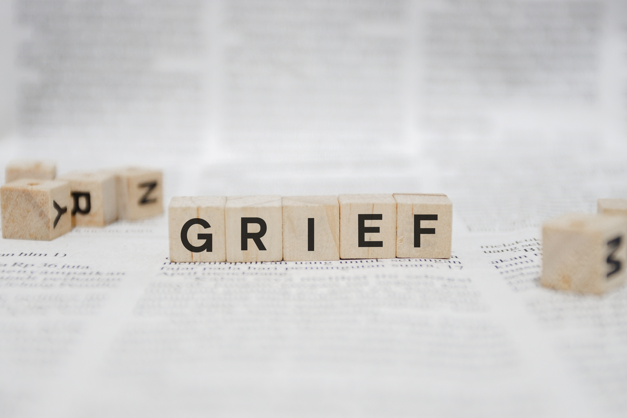 Grief-blocks-newspaper