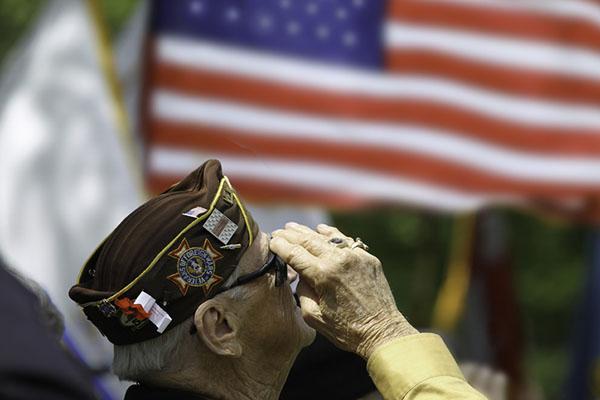 Veteran Memorial Day