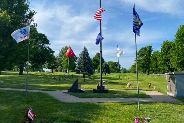 military-burial-ground