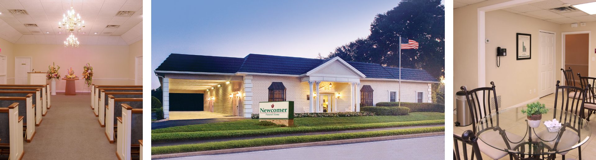 Newcomer Funeral Homes Locations And Staff