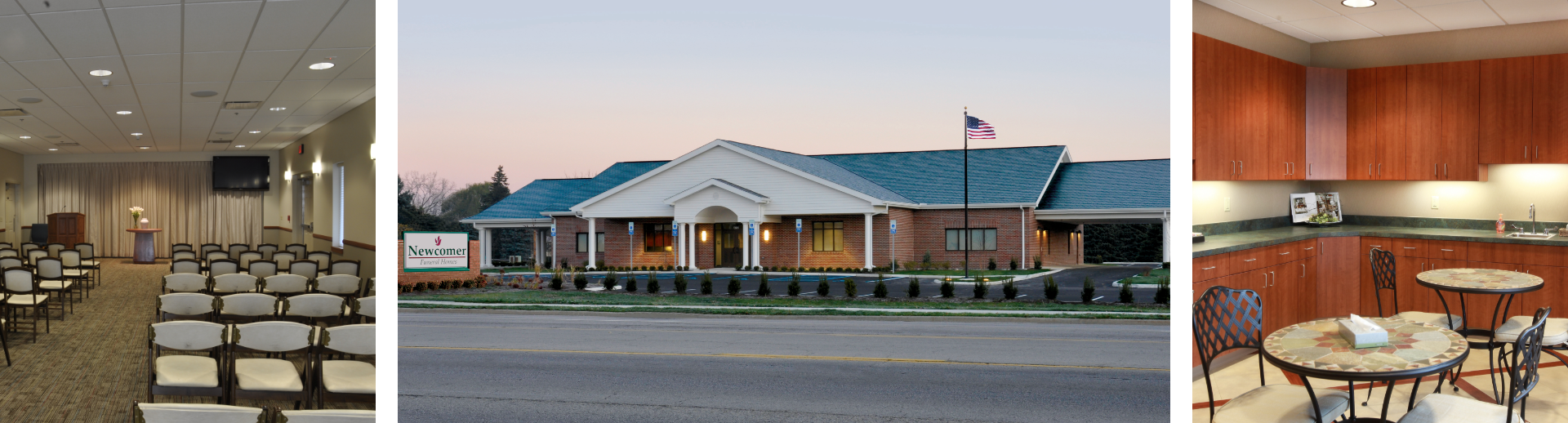 Newcomer Funeral Home Toledo