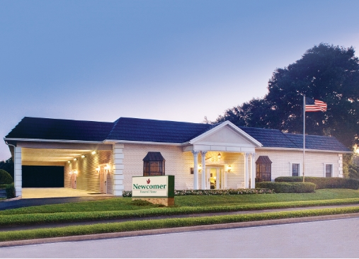 Newcomer Funeral Home Cremation Services Orlando