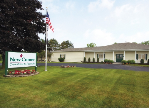 New Comer Funeral Home Rochester Ny