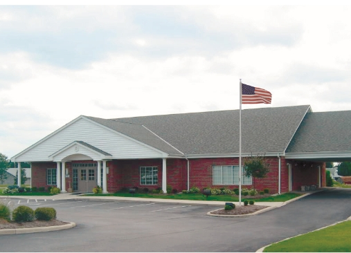 Newcomer Funeral Home Dayton