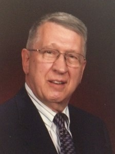 Obituary photo of Reverend+Dr.+A.+Gordon Wetmore, Olathe-Kansas