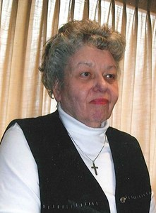 Obituary photo of Edith Lewis, Topeka-Kansas