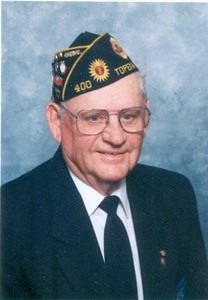 Obituary photo of Wilbur LaRue, Topeka-Kansas