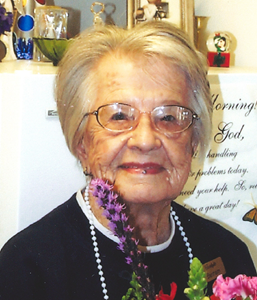 Obituary photo of Eva Basham, Olathe-Kansas