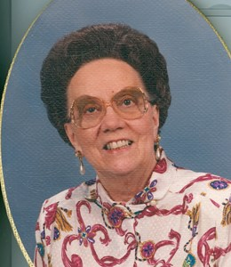 Obituary photo of Ruth Warfel, Topeka-Kansas