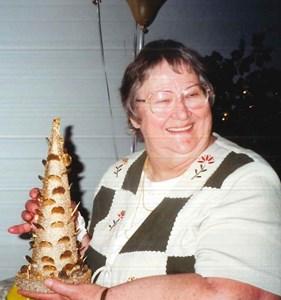 Obituary photo of Frances Arnold, Syracuse-New York