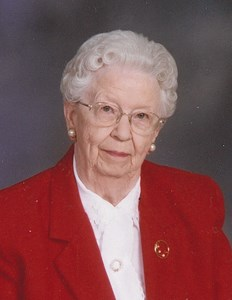Obituary photo of Opal Brown, Olathe-Kansas