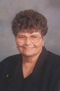 Obituary photo of Betty Allen, Topeka-Kansas