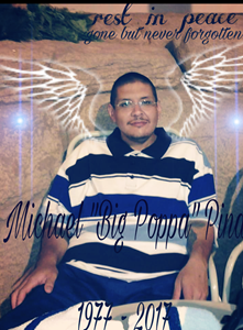 Obituary photo of Michael Pina, Green Bay-Wisconsin