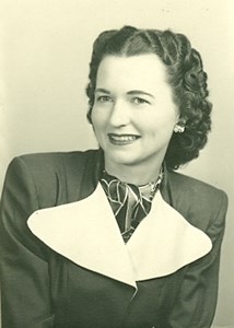 Obituary photo of Myrtle Carr, Junction City-Kansas