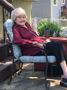 Obituary photo of Bernharde Boone, Junction City-Kansas