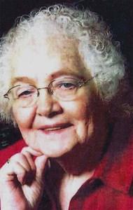 Obituary photo of Betty Whitsel, Dayton-Ohio