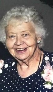 Obituary photo of Doris Clark, Toledo-Ohio