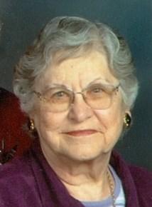 Obituary photo of Norma Walter, Topeka-Kansas