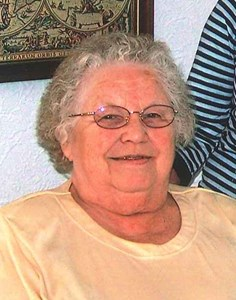 Obituary photo of Gertrude Baker, Topeka-Kansas