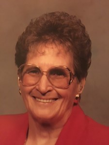 Obituary photo of Geraldine Wood, Junction City-Kansas