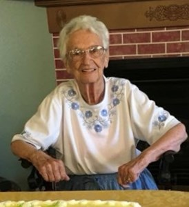 Obituary photo of Margaret Edwards, Casper-Wyoming