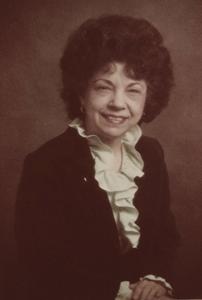 Obituary photo of Ruth Williams, Topeka-KS