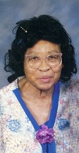 Obituary photo of Thula Roberts, Junction City-Kansas