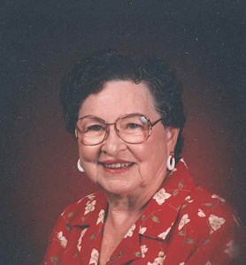 Obituary photo of Mabel Lindsay, Topeka-Kansas