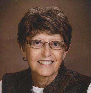 Obituary photo of Betty Fincher, Topeka-Kansas