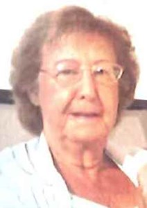Obituary photo of Aileen Hartsock, Toledo-Ohio