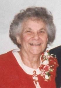 Obituary photo of Mildred Edwards, Toledo-Ohio