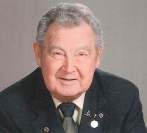 Obituary photo of Harold Massek, Topeka-Kansas