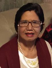 Obituary photo of Feliza Garcia, Denver-Colorado