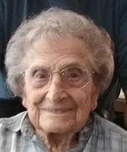 Obituary photo of Luella Ekberg, Olathe-Kansas