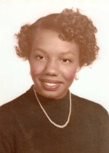 Obituary photo of Alberta Carter, Cincinnati-Ohio