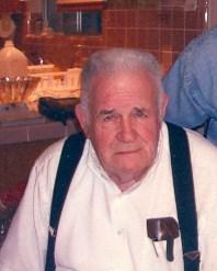 Obituary photo of Irvin Hurt, Junction City-Kansas