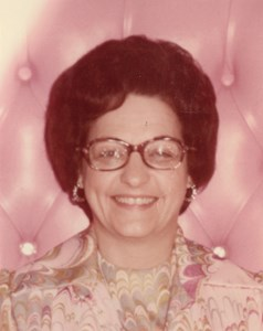 Obituary photo of Lucille Williams, Olathe-Kansas