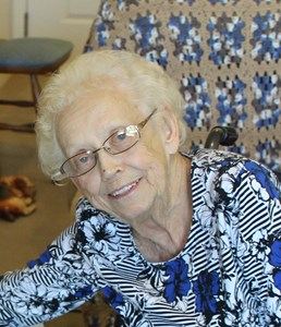 Obituary photo of Lola Page, Topeka-Kansas