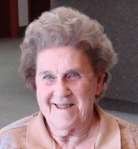 Obituary photo of Margaret Belding, Akron-Ohio