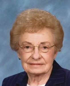 Obituary photo of Anna Williams, Toledo-Ohio