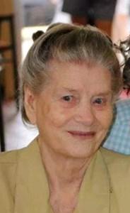 Obituary photo of Mary Hill, Dayton-Ohio