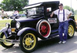 Obituary photo of George Radford, Topeka-Kansas