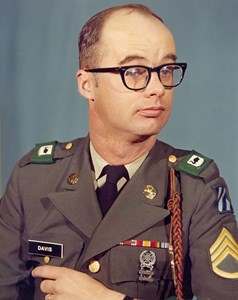 Obituary photo of Carl Davis, Junction City-Kansas