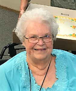 Obituary photo of Juanita Hamblin, Olathe-Kansas