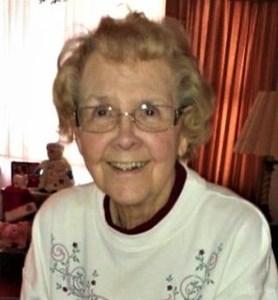 Obituary photo of Betty Jirinec, Toledo-Ohio